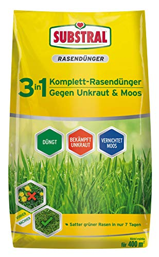 Evergreen Garden Care Deutschland GmbH -  Substral 3 in 1