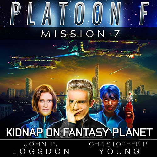 Kidnap on Fantasy Planet  By  cover art