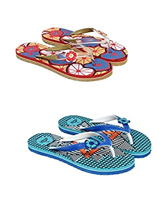 Asian Women's Hawai Slippers & Flip Flops