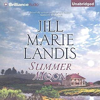 Summer Moon audiobook cover art