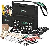 Wera 05134011001 Juego de herramientas para trabajos en madera, 134 piezas