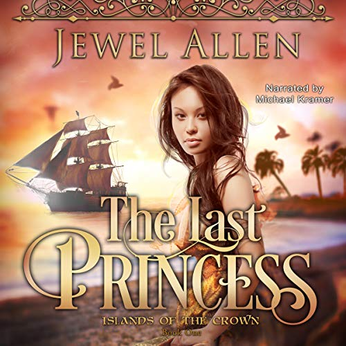 The Last Princess  audiobook cover art