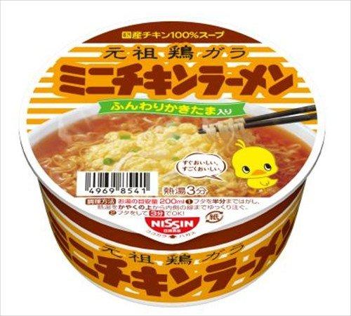 日清食品 チキンラーメン どんぶり ミニ 38g×24個入 (12×2)