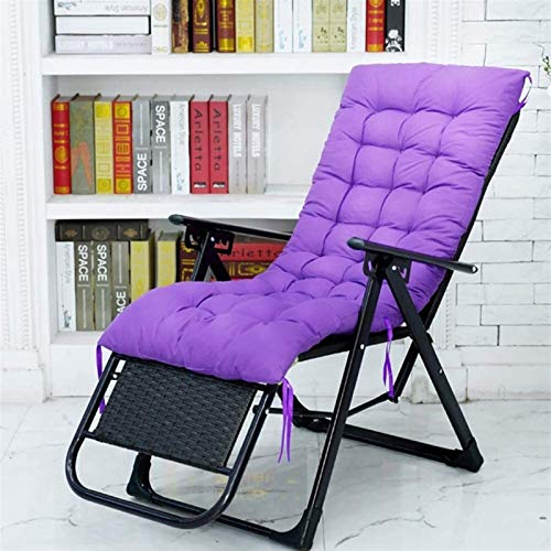 Chair Patio Cushion High Back, Chair Pads Lounger Patio Cushion Patio Seat Back Cushion Armchair Pad Indoor Outdoor Chaise Lounge Rocking Chair Cushion Polyester