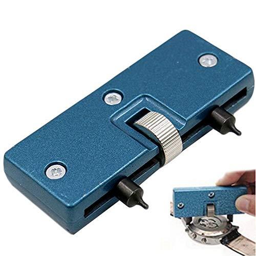 Herramienta para abrir relojes, ajustable, reloj, herramientas, tapa de rosca, abridor de cajas, reloj de pulsera, herramienta para abrir, abridor de relojes, herramienta de reparación