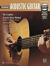 Complete Acoustic Guitar Method: Intermediate Acoustic Guitar, Book & DVD (Complete Method)