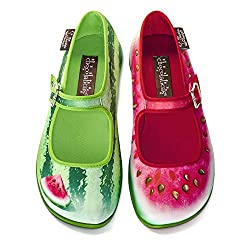 Hot Chocolate Mary Janes