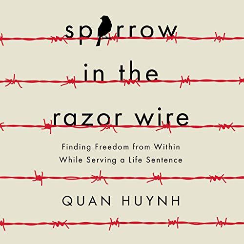 Sparrow in the Razor Wire cover art
