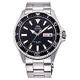 [オリエント] ORIENT 腕時計 MAKO Ⅲ 自動巻き(手巻付き) 海外モデル ブラック サファイヤクリスタル RA-AA0001B19B メンズ [並行輸入品]