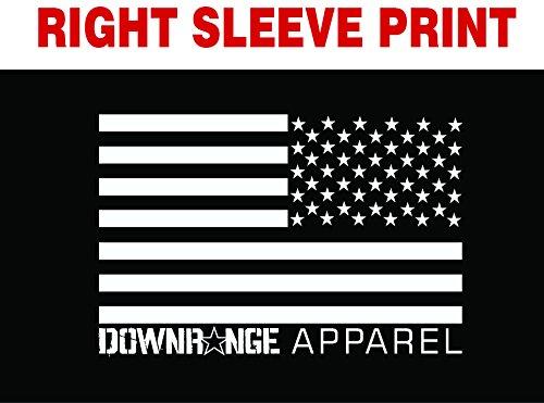Downrange Apparel Unapologetic American Premium Athletic Fit T Shirt