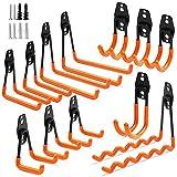 12 Pack Garage Hooks Heavy Duty,...