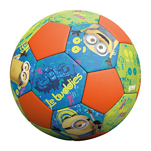 Product Image of the Hedstrom Minions Jr. Soccer Ball,