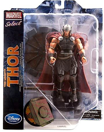 "Disney Marvel Marvel Select The Mighty Thor Exclusive 7"" Action Figure"