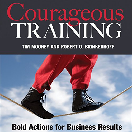 Courageous Training cover art