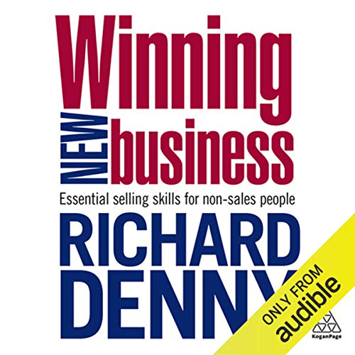 Winning New Business cover art