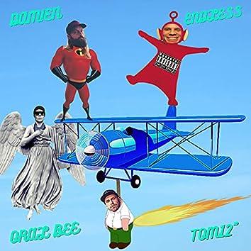 Fly (feat. Tom 12 & Oral Bee) [Studio Version] (Studio Version)