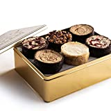 GOURMET EXPERIENCE: Indulge in a luxurious, rich dessert that will arrive at your doorstep! The David Cookies mini cheesecake set is a unique experience for foodies who are always on the search for creamy and delicious cheesecake. TRY OUT ALL OUR FLA...
