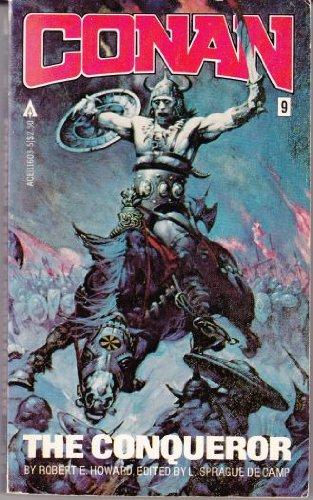 Conan 09/conqueror 0441116035 Book Cover