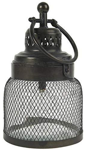 IB Laursen - LED-Laterne- Metall/Glas - Ø 17 cm - klein