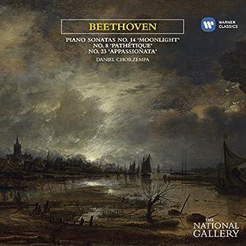 Beethoven Piano Sonatas [The National Gallery Collection] (The National Gallery Collection)