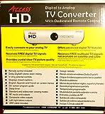 Access HD DTA 1020D Digital to Analog TV Converter Box