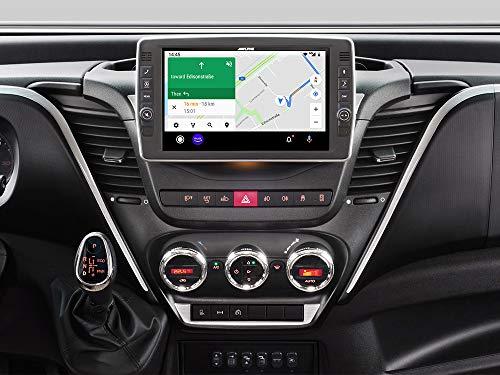 Alpine X902DC-F Fisso 9' LCD Touch screen Nero navigatore