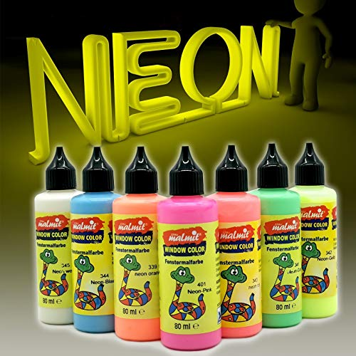 Werner -  7X Neon Window Color