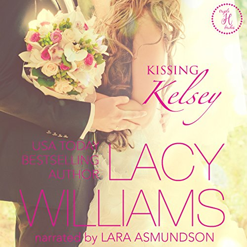 Kissing Kelsey audiobook cover art