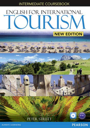 English for International Tourism Intermediate New Edition Coursebook and DVD-ROM Pack: Industrial Ecology (English for Tourism)