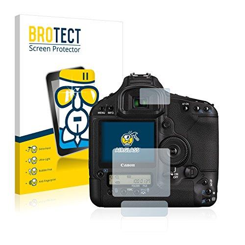 BROTECT Protector Pantalla Cristal Compatible con Canon EOS 1D Mark III Protector Pantalla...