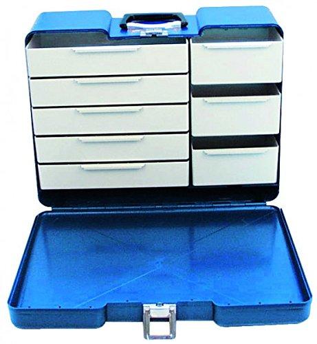 Holmenkol Unisex– Erwachsene ServiceBox, blau, Box