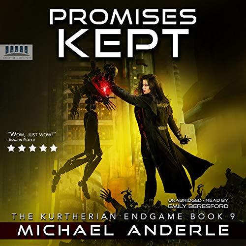Promises Kept: The Kurtherian Endgame, Book 9