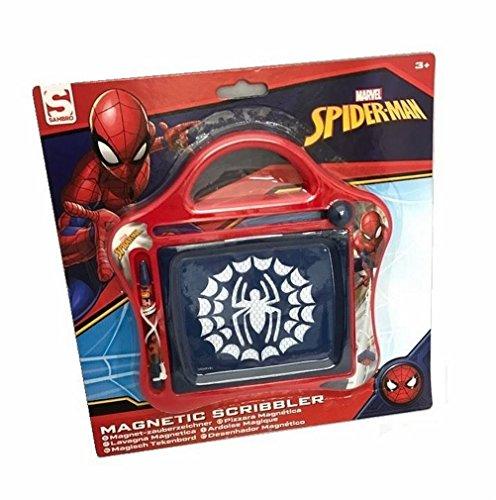 Pizarra magnética de Spiderman