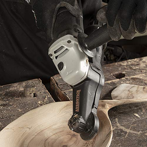 ARBORTECH Mini Carver | Ø 50 mm Winkelschleifer zur Holzbearbeitung - 7