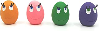 Extra Small Puppy Squeaking Dog Toys (Set of 4) 2.25