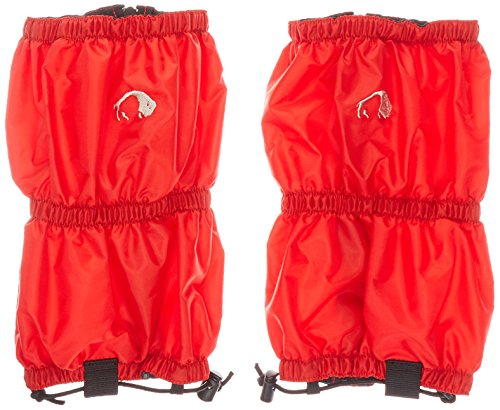 Tatonka Gamaschen Gaiter 210 HD Short Light, Red, one size