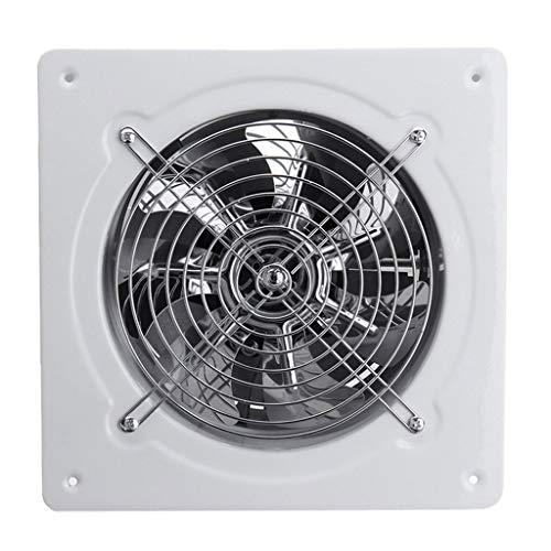 GYZCZX Ventilador de Escape de Alta Velocidad de 4 Pulgadas 20 W 220 V, Inodoro, Cocina, baño, Pared Colgante, Ventana, Vidrio, pequeño Ventilador, extractores de Escape