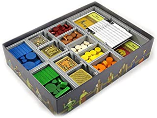 Folded Space Agricola Board Game Box Inserts Organizer