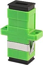 Fiber Optic Adapter SC-APC Simplex Green 50 Pack (Fiber Adapter SC-APC Simplex 50 Pack)