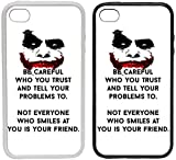 HTC M9 Be Careful Who You Trust | Clip on Phone Case Cover