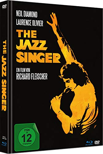 The Jazz Singer - Limited Mediabook (Blu-ray+DVD, in HD neu abgetastet)