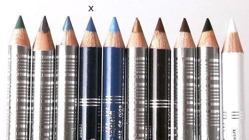 Kajalstift Basic incl. Anspitzer electric blue