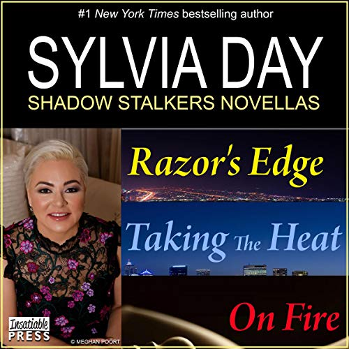 Sylvia Day Shadow Stalkers E-Bundle cover art