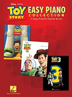 Toy Story Easy Piano Collection: 8 Songs from the Popular Movies