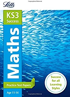 Letts Key Stage 3 Revision ― Maths: Practice Test Papers