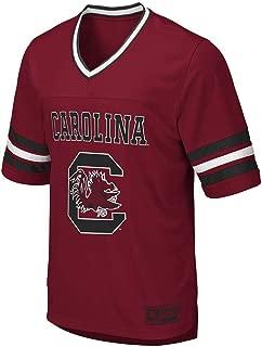 Colosseum Mens South Carolina Gamecocks Football Jersey