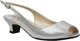 J. Renee Women's Jenvey Low Heel Slingback