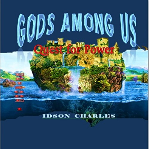 Gods Among Us audiobook cover art