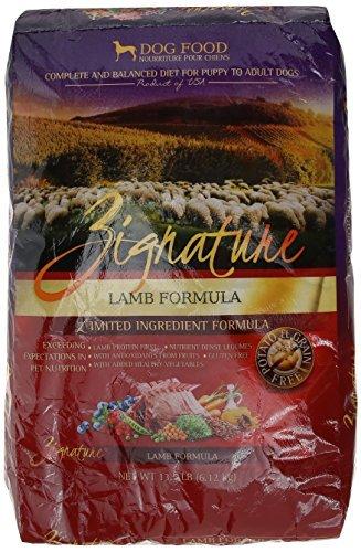 Zignature Lamb Dry Dog Food