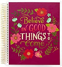creative year note spiral planner by recollections